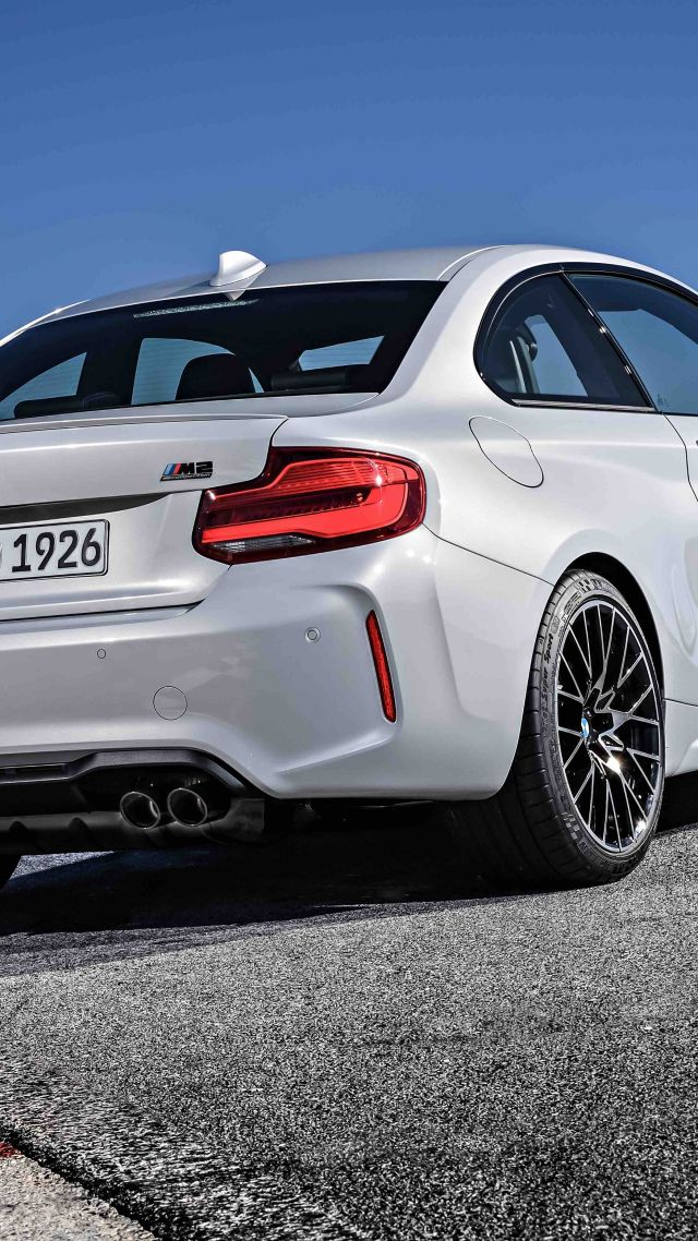Wallpaper Bmw M2 Competition 2019 Cars 4k Cars Bikes 19866