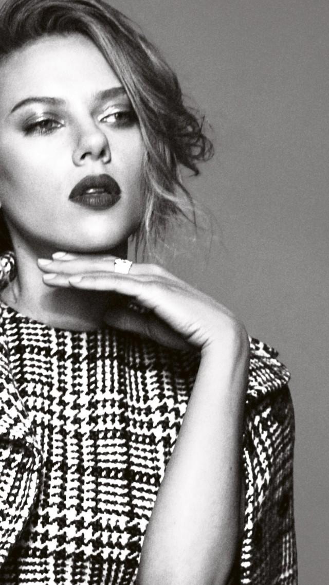 Wallpaper Scarlett Johansson Actress 4k Celebrities