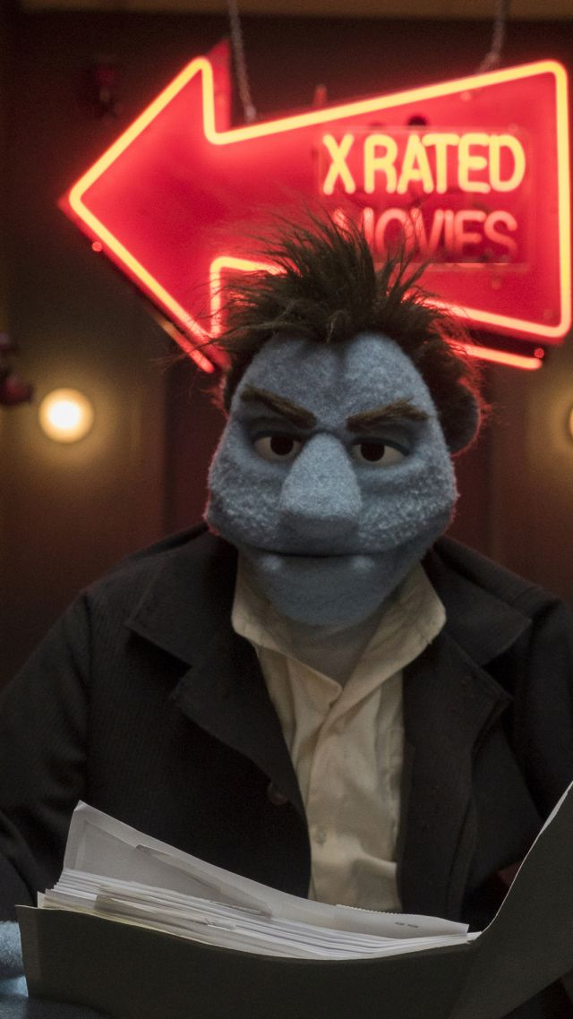 The Happytime Murders, 4K (vertical)