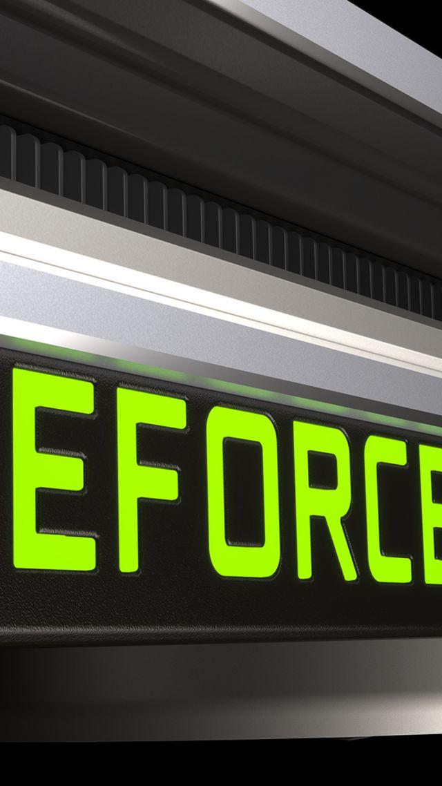 Wallpaper Nvidia GeForce RTX 2080, graphics card, 4K, Hi-Tech #20041