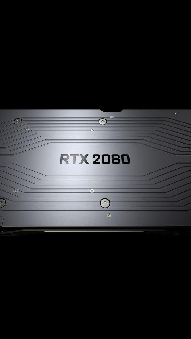 Wallpaper Nvidia Geforce Rtx 2080 Graphics Card 4k Hi