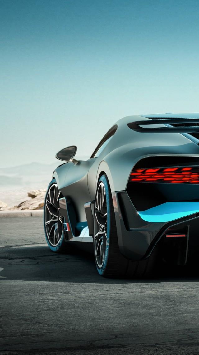 Wallpaper Bugatti Divo, 2019 Cars, supercar, 4K, Cars