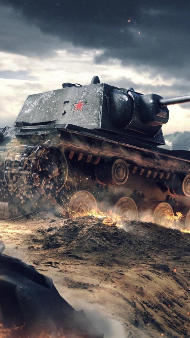 wallpaper world of tanks blitz game tactic mmo tank
