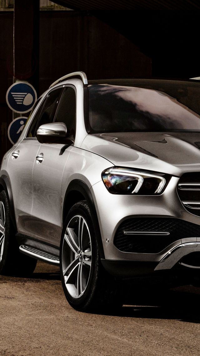 ... Mercedes-Benz GLE, 2019 Cars, SUV, 4K (vertical)