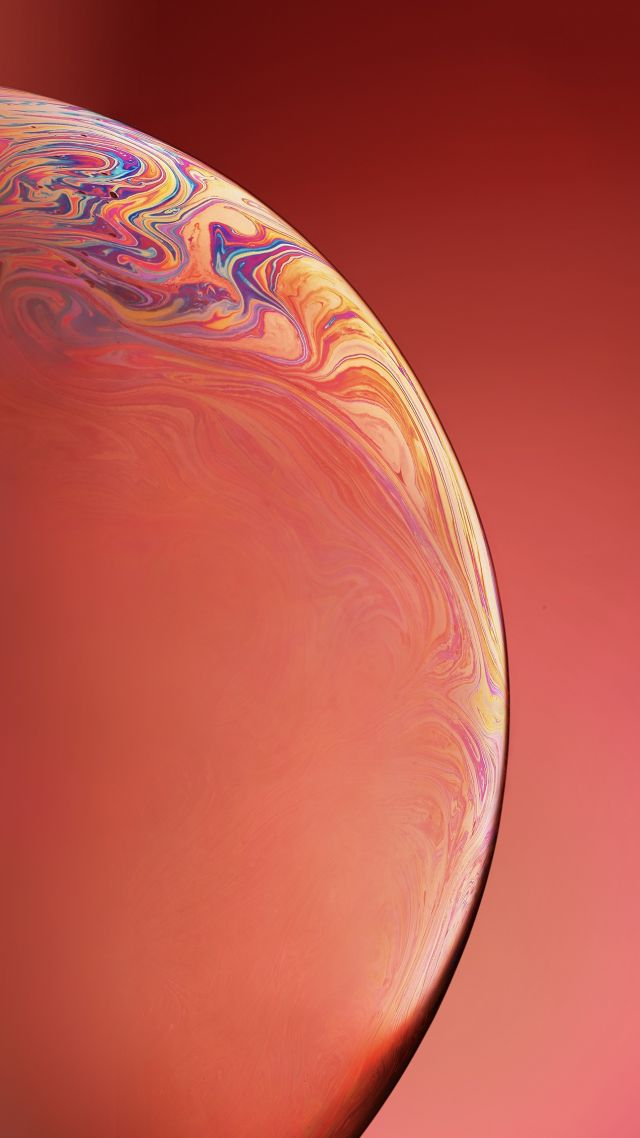 iPhone XR, iPhone XS, iOS 12 (vertical)