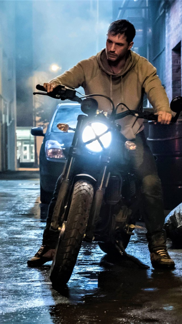 Venom, Tom Hardy, 5K (vertical)