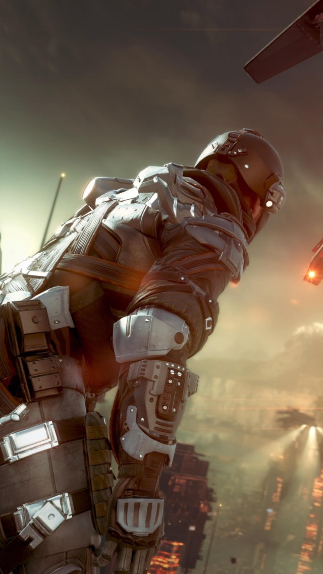 Wallpaper killzone shadow fall game shooter future robot laser killzone shadow fall game shooter future robot soldier laser voltagebd Gallery