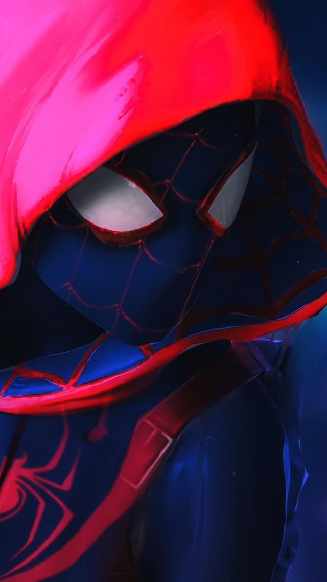 Wallpaper Spider Man Into The Spider Verse 4k Movies 20635