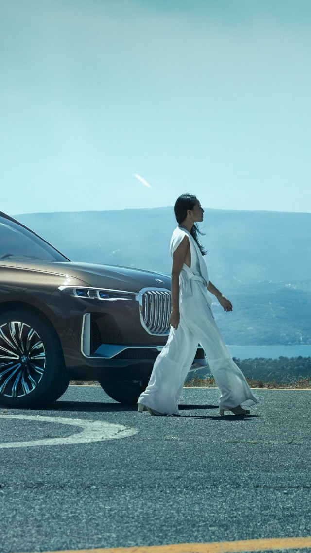 BMW X7, SUV, 2019 Cars, 5K (vertical)