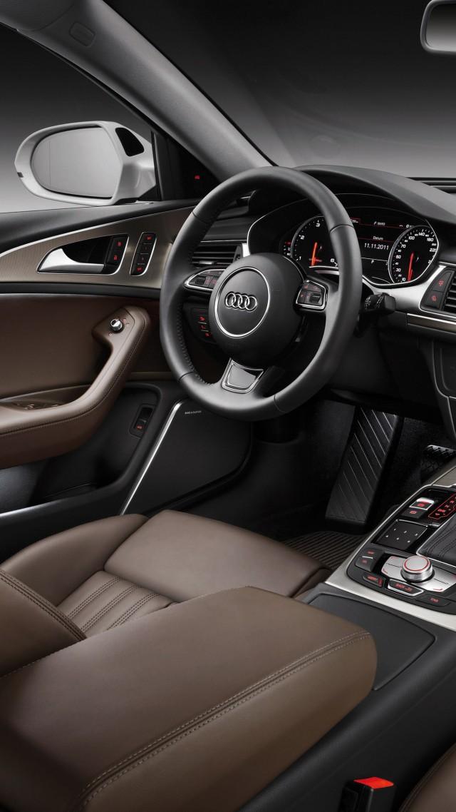 Wallpaper Audi A6 C7 Quattro Off Road Audi Rs 6 Avant