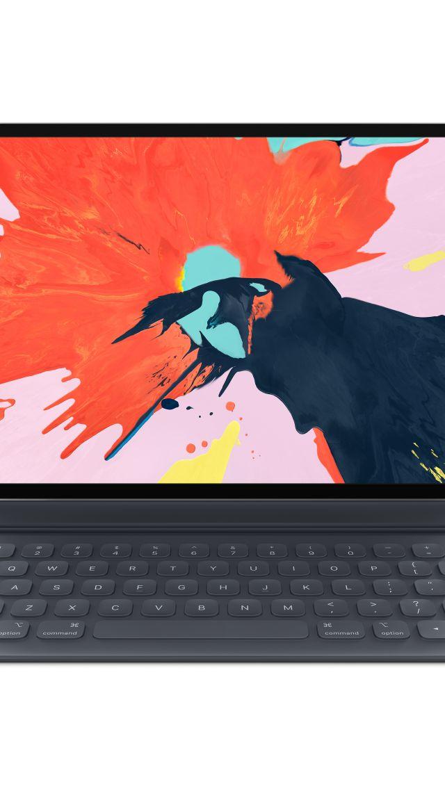 Smart Keyboard Folio, iPad Pro 2018