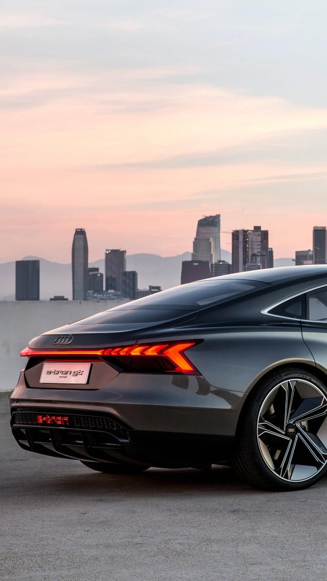 Wallpaper Audi e-tron GT, electric cars, 4K, Cars & Bikes ...