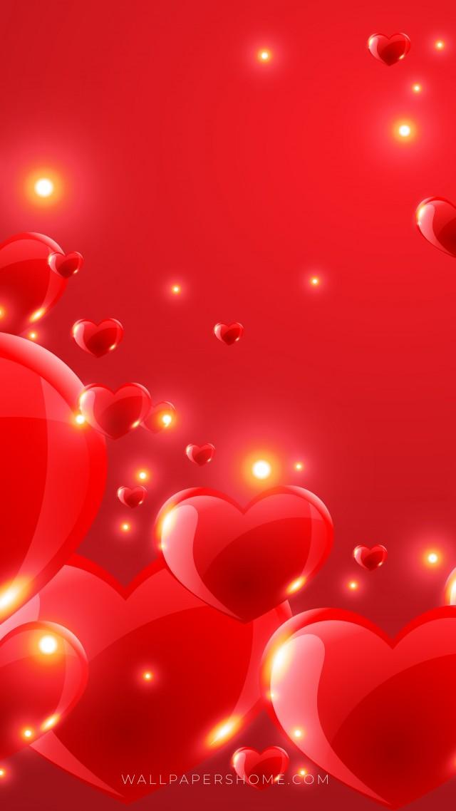 Wallpaper Valentine S Day 2019 Love Image Heart 8k Holidays