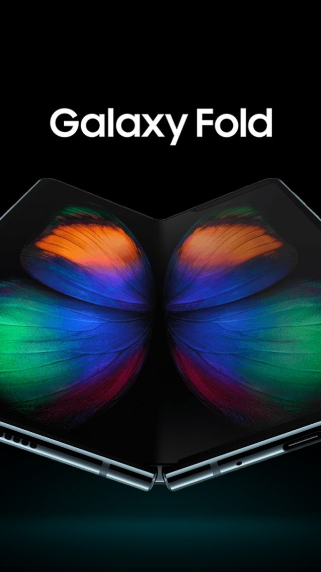 Wallpaper Samsung Galaxy Fold Foldable Smartphone Unpacked 2019 Samsungevent Hi Tech 21176