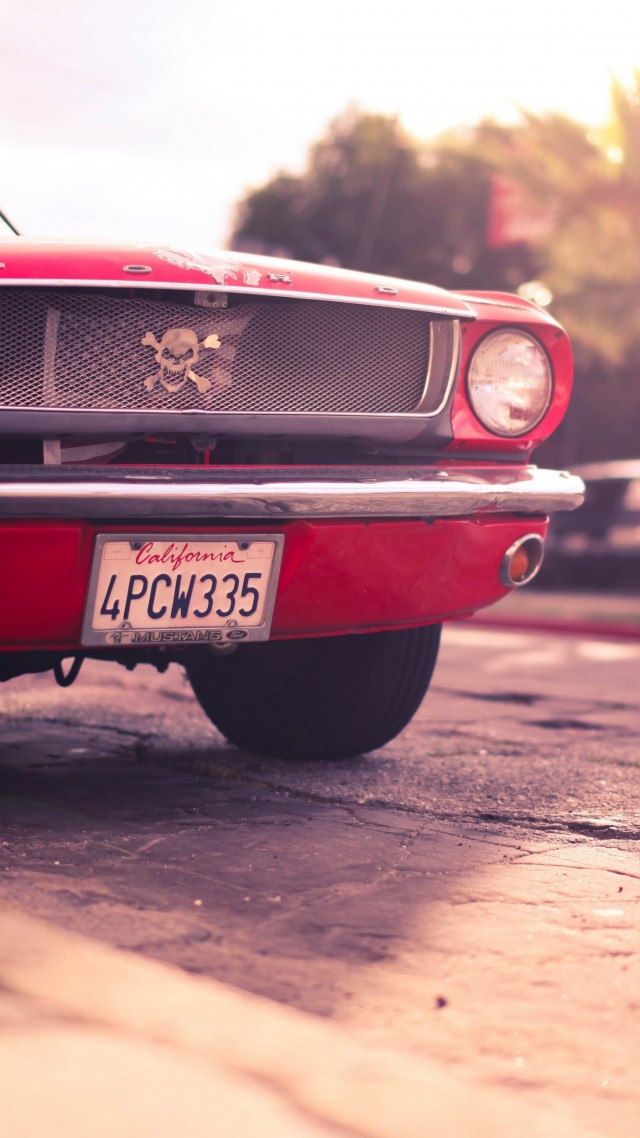 Wallpaper Ford Mustang, Classic Cars, Ford, Pony Car, Ford
