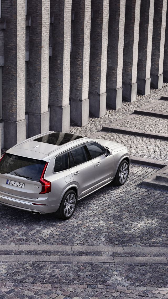 Wallpaper Volvo XC90 T8 Twin Engine, 2020 Cars, SUV, Geneva