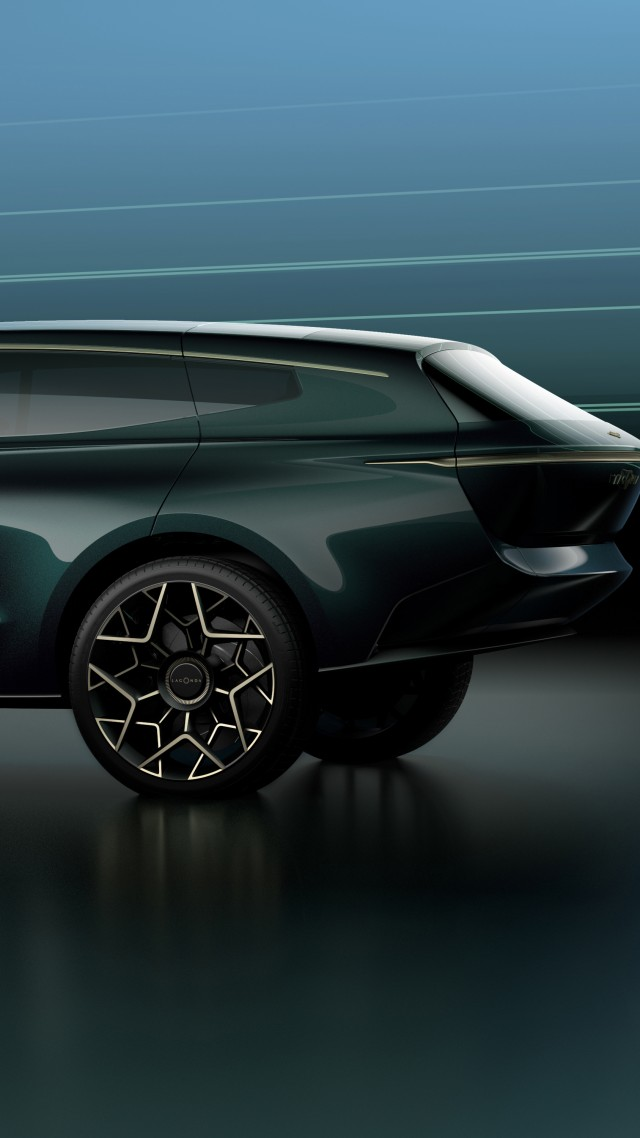 Lagonda All-Terrain, electric cars, Geneva Motor Show 2019, 5K (vertical)