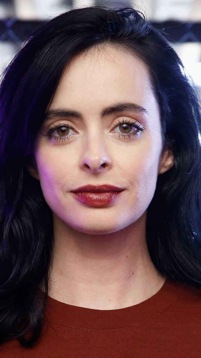 Krysten Ritter, Jessica Jones, 5K (vertical)