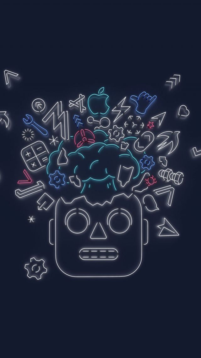 WWDC 2019, dark (vertical)