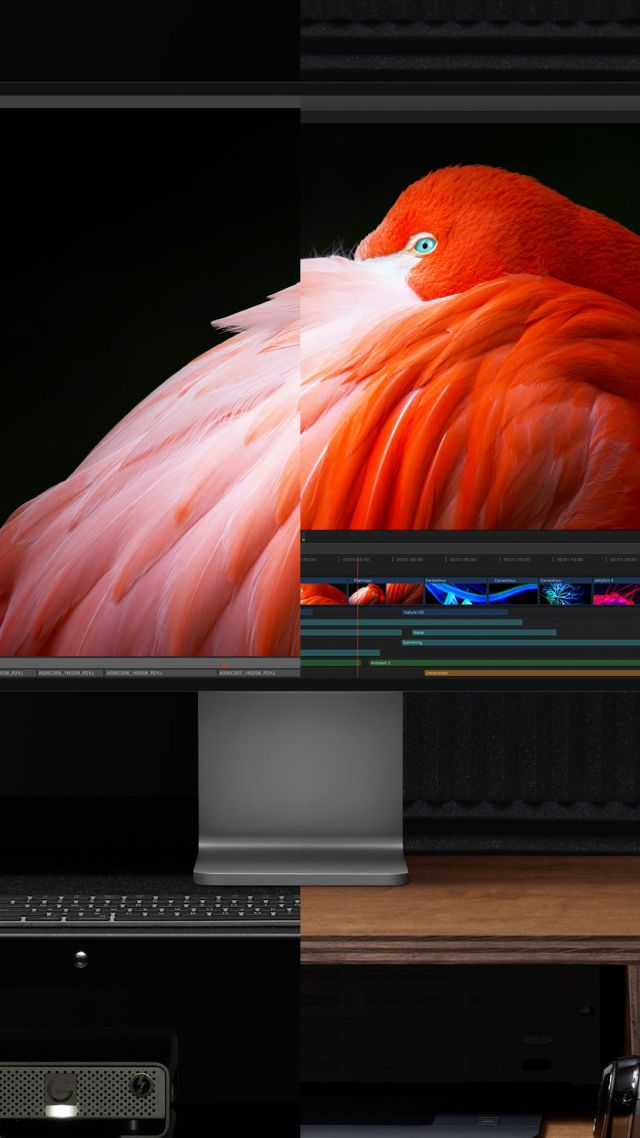 Apple Pro Display XDR, WWDC 2019 (vertical)
