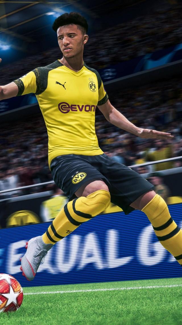 FIFA 20 Volta, E3 2019, screenshot, 4K