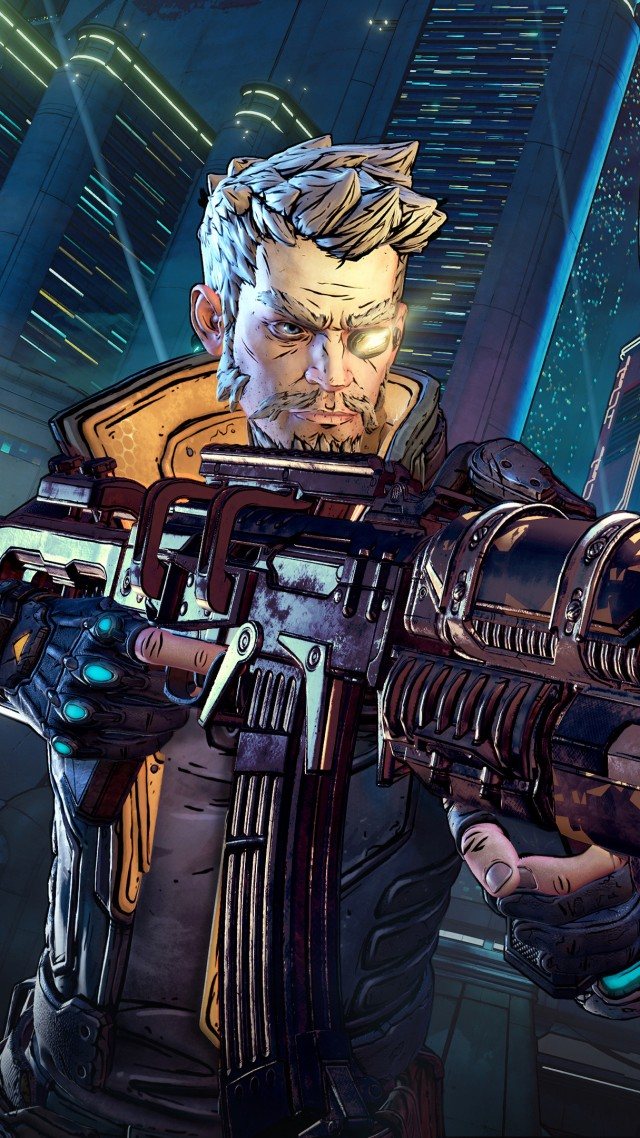 View Borderlands 3 Background  Background