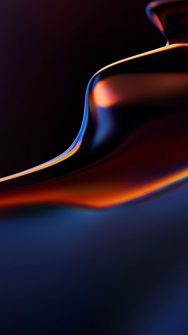 Wallpaper Abstract Oneplus 6t 4k Os 21840