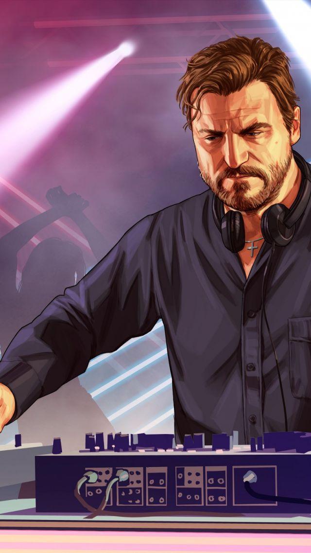 Wallpaper Solomun Gta Online Poster Hd Games 21848