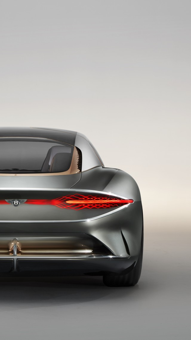 Bentley EXP 100 GT, luxury cars, 5K (vertical)