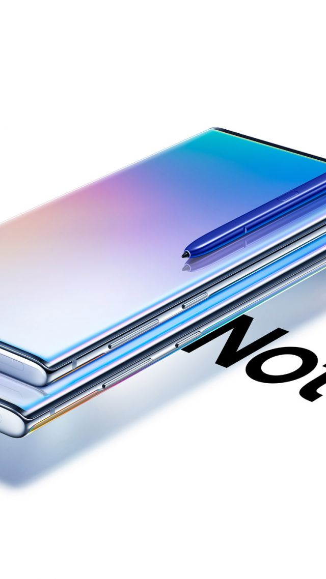 Samsung Galaxy Note 10 (vertical)