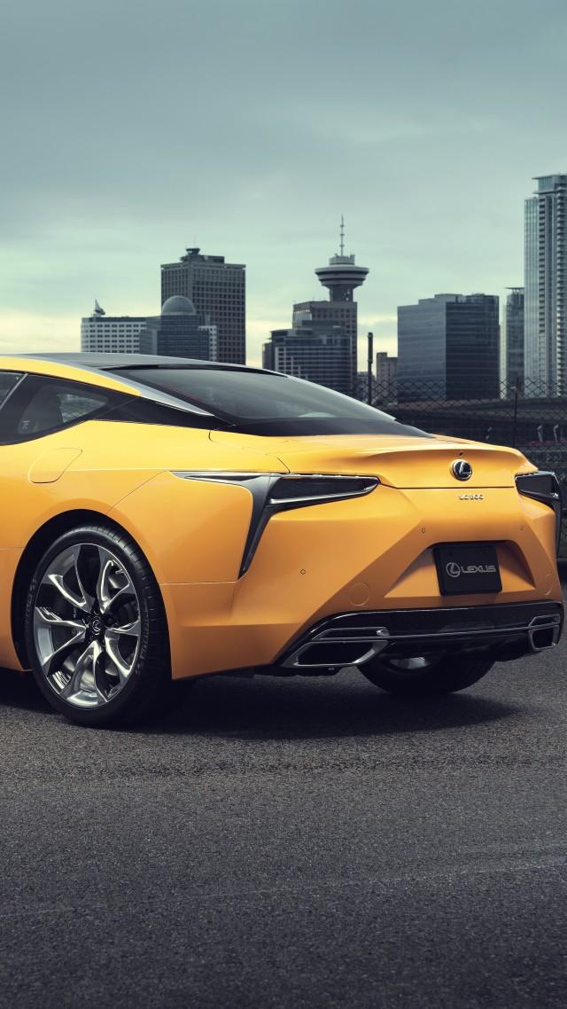 Wallpaper Lexus Lc 500 Inspiration Series 2020 Cars 8k
