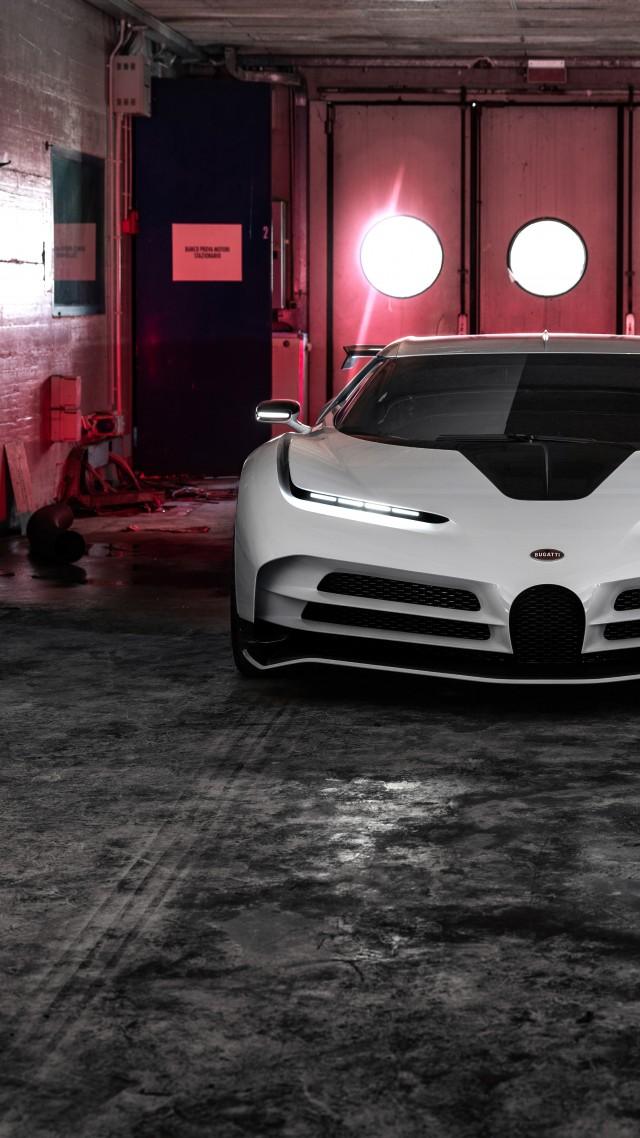Wallpaper Bugatti Centodieci, 2019 cars, supercar, 5K, Cars