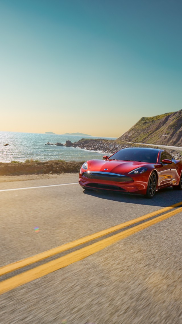 Karma Revero GT, electric cars, luxury cars, HD (vertical)