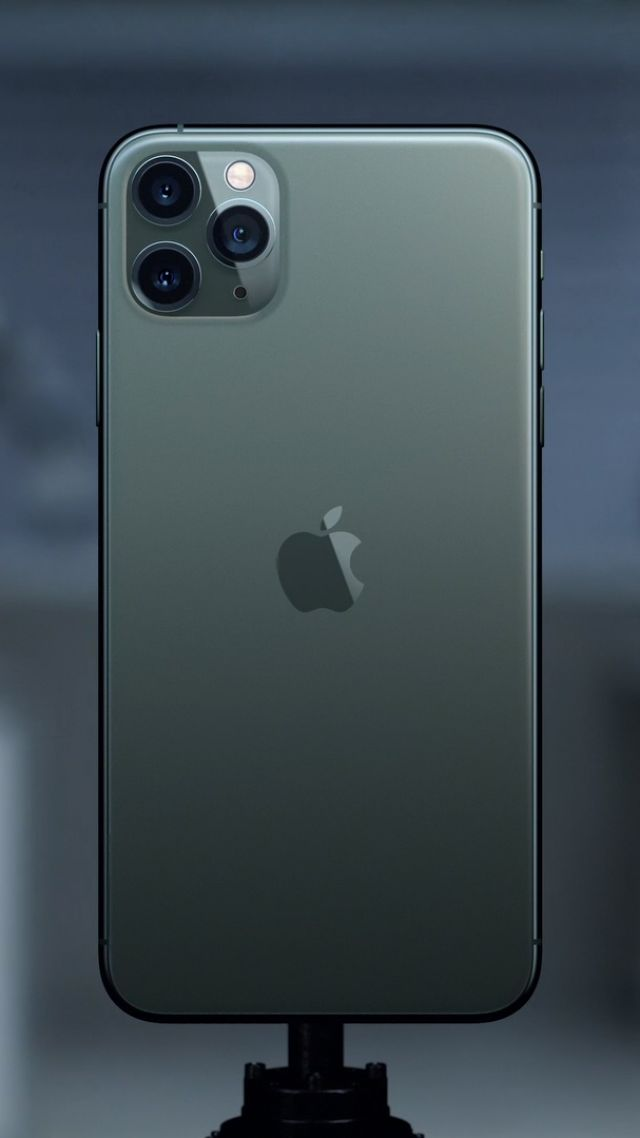 iPhone 11 Pro, Apple September 2019 Event, iPhone 11 (vertical)