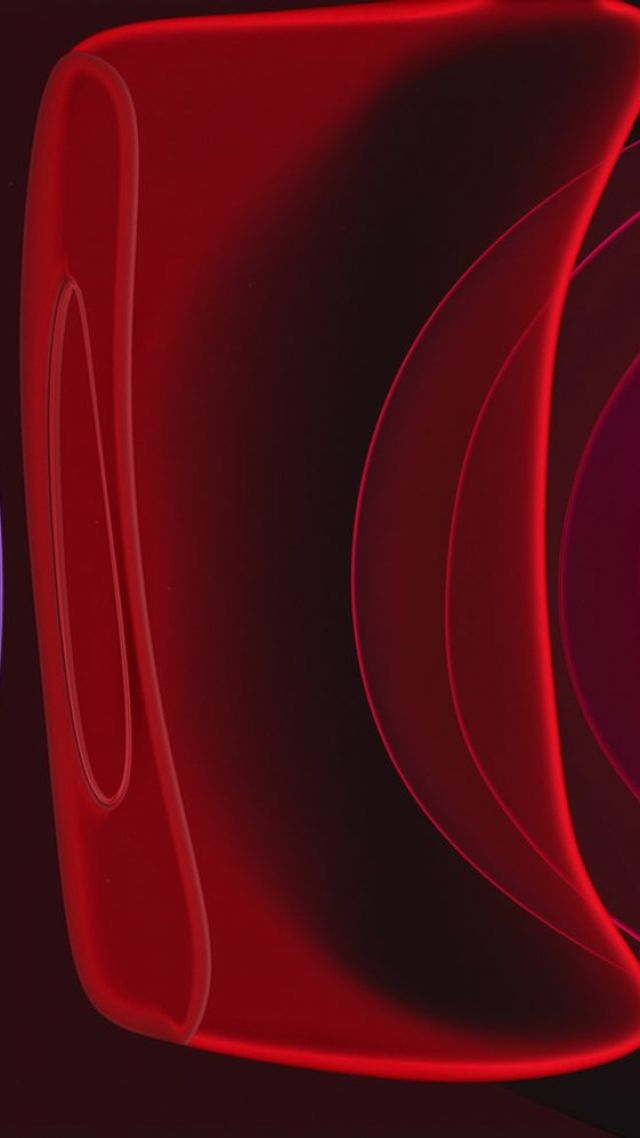 Wallpaper Iphone 11 Red Dark Hd Apple September 2019 Event Os
