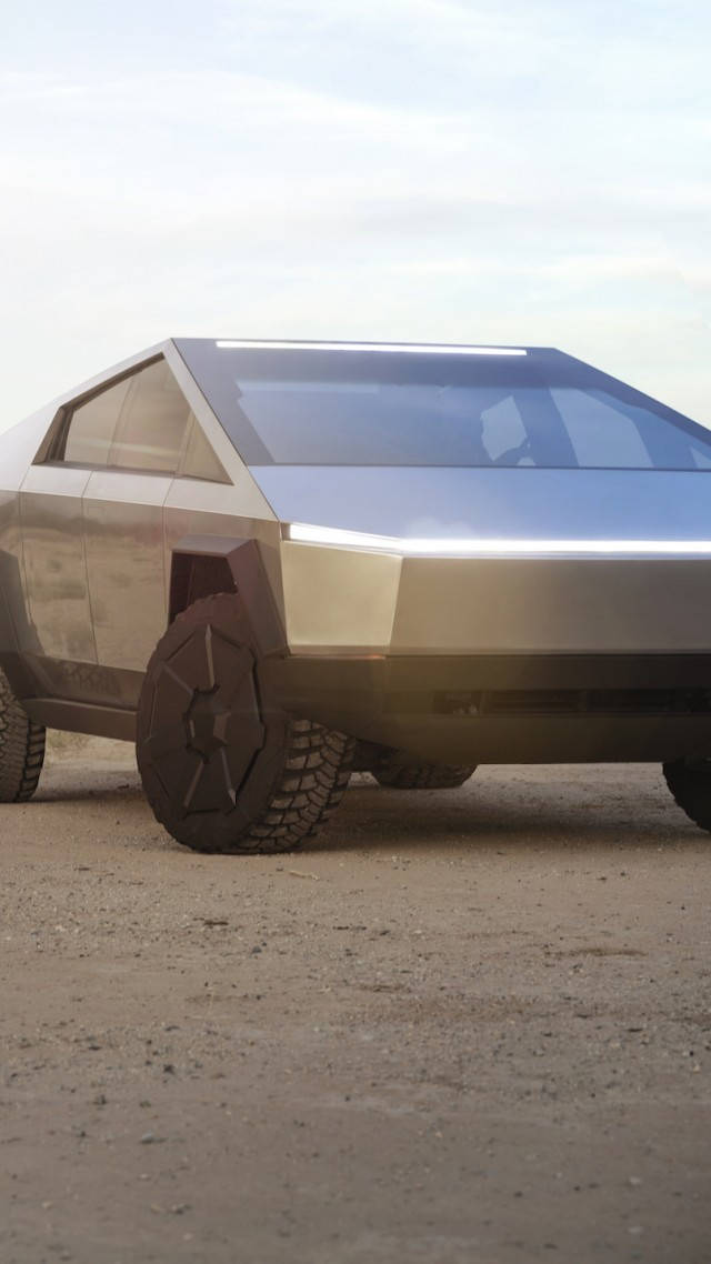 Tesla Cybertruck, SUV, 2019 cars, electric cars, HD (vertical)