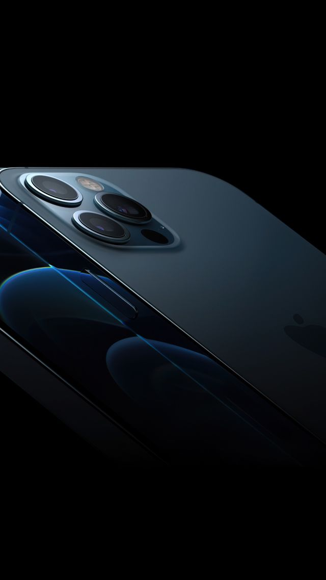 iPhone 12 Pro Max, Apple October 2020 Event, 4K (vertical)