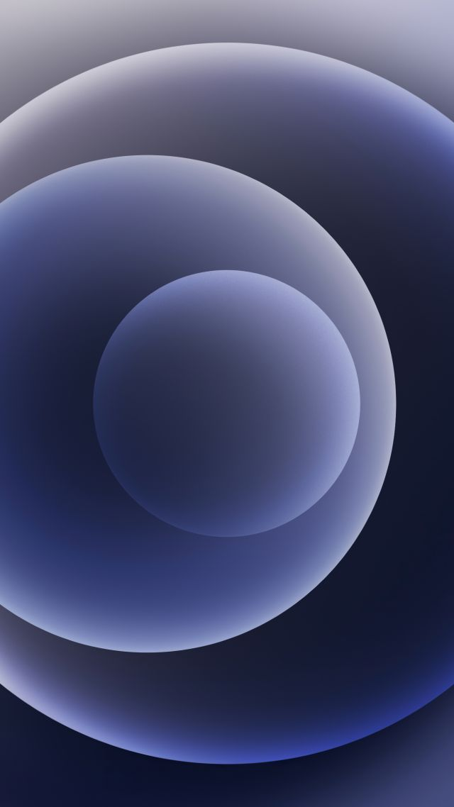 Wallpaper iPhone 12, black, abstract, Apple October 2020 ...