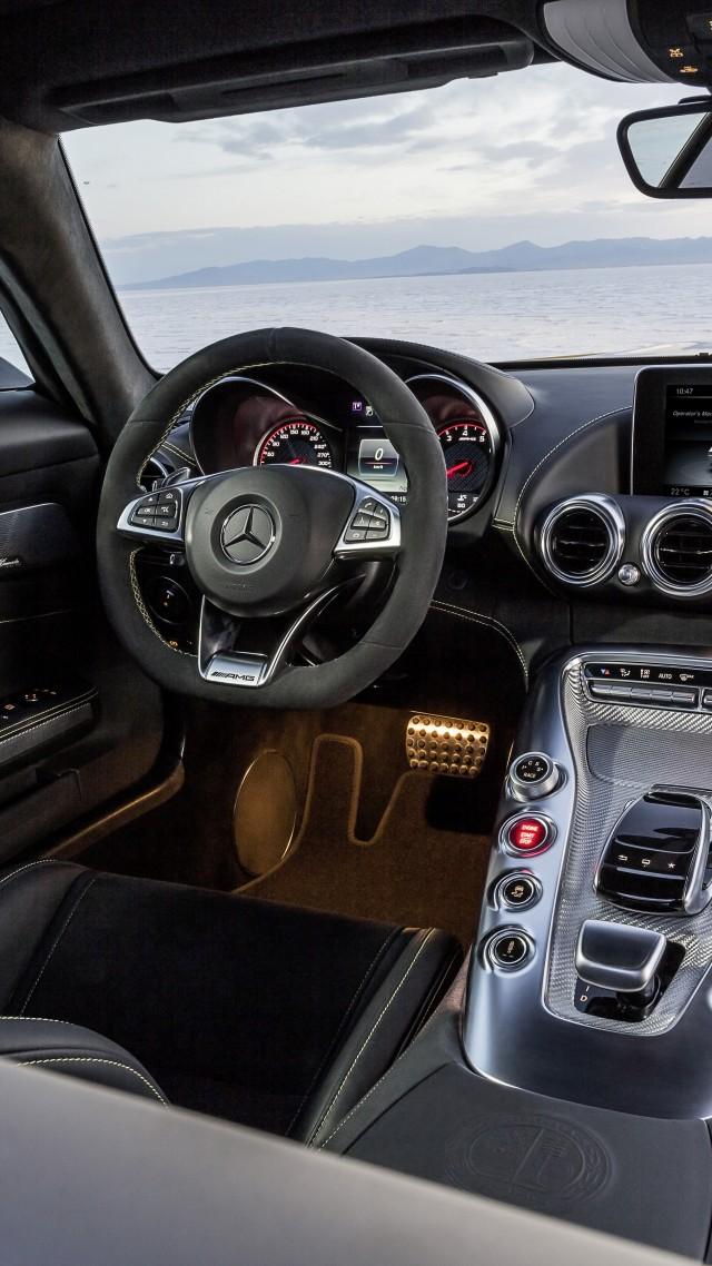 Wallpaper Mercedes Amg Gt S Supercar Mercedes Interior Luxury