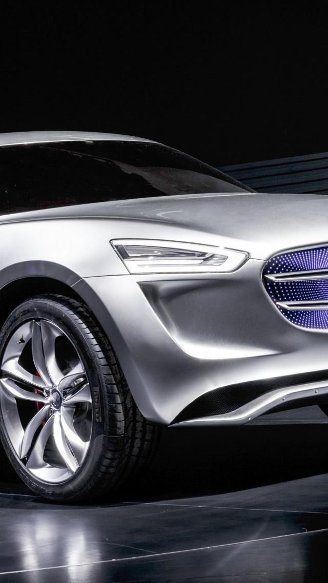 Mercedes-Benz Vision G-Code, hybrid, Mercedes, hydrogen, SUV, supercar, luxury cars, concept, ecosafe (vertical)
