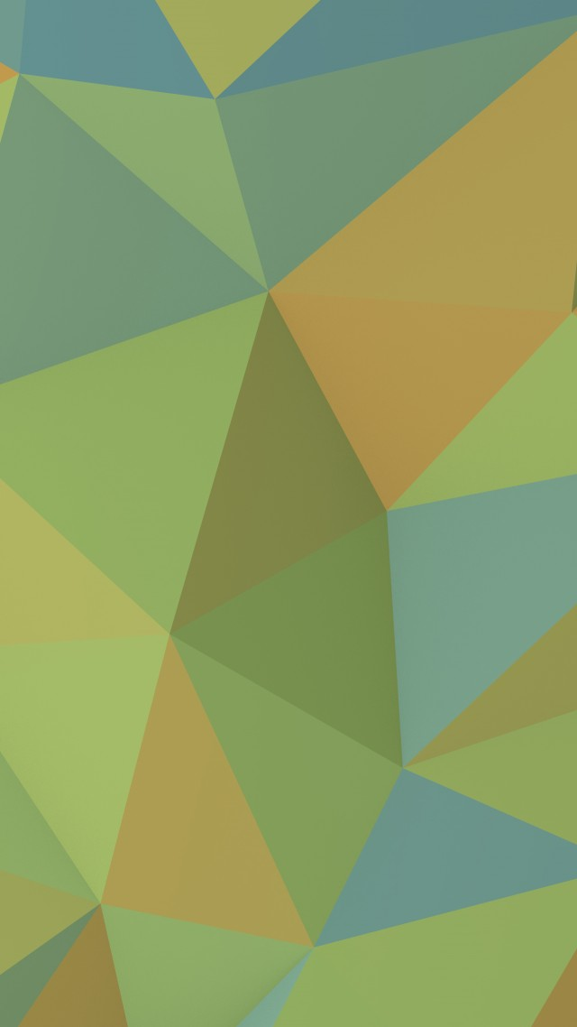 polygon, 4k, 5k wallpaper, 8k, green, yellow, background, pattern (vertical)