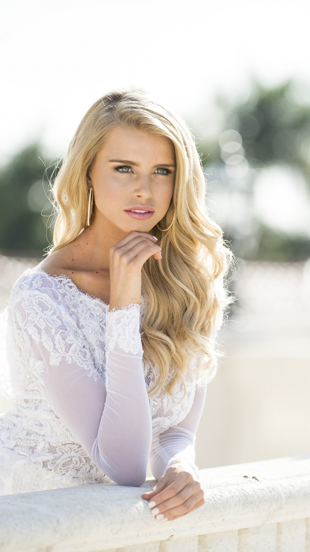 Blond models picture 54
