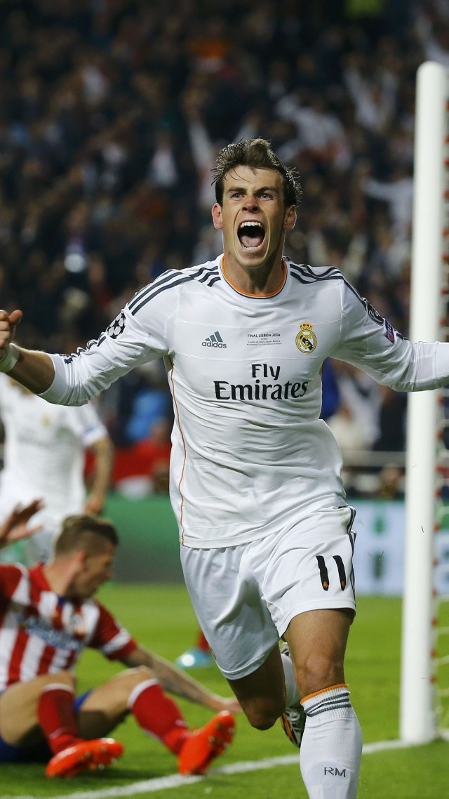 Real Madrid Football Gareth Bale Soccer The Best Players 2015 FIFA