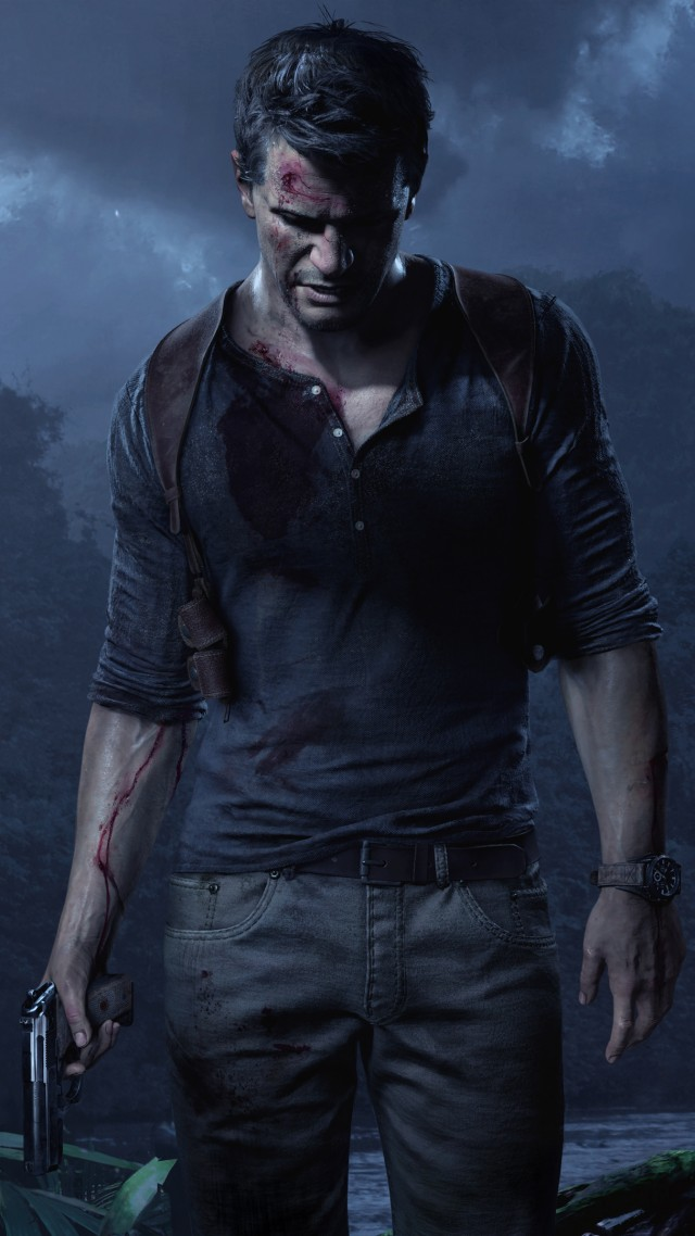Uncharted 4 A Thief's End, Best Games of 2015, E3 2015, gameplay, review, screenshot, PS4, Nathan Drake (vertical)