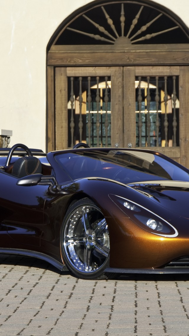 Wallpaper Ronn Motors Scorpion, supercar, sports car ...