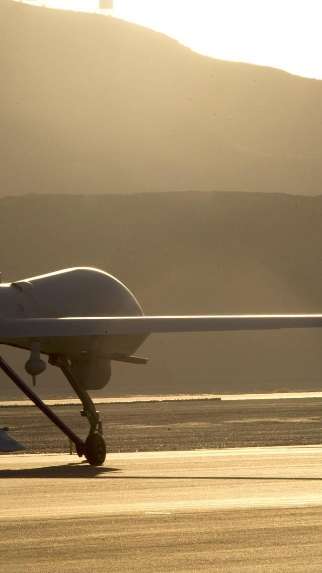 MQ 9 Reaper Drone Combat USA Army