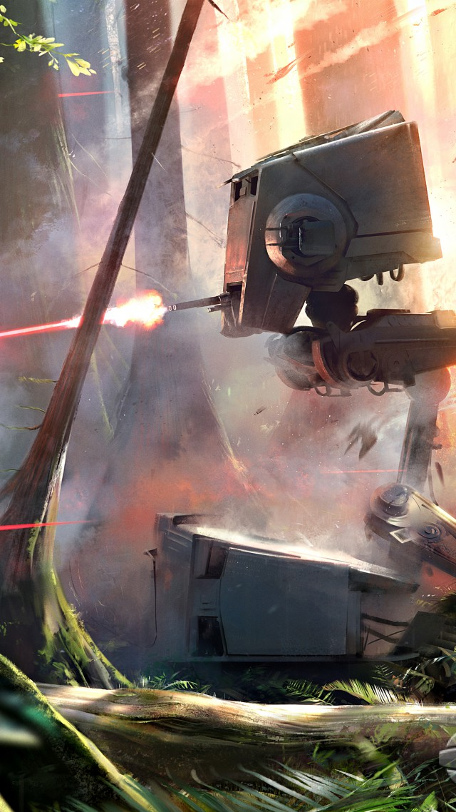 Star Wars Battlefront, DICE, Best Games 2015, game, Star Wars, review, gameplay, screenshot, art, PS4, xBox One, PC (vertical)