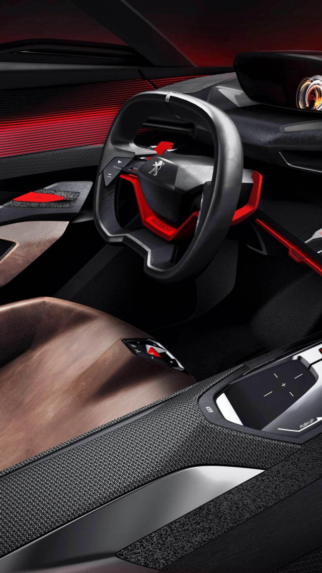 wallpaper peugeot quartz concept interior supercar sports car luxury cars review test. Black Bedroom Furniture Sets. Home Design Ideas