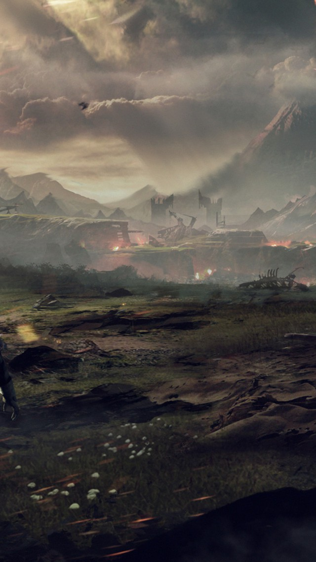 Wallpaper Middle-earth: Shadow of Mordor, The Lord of the