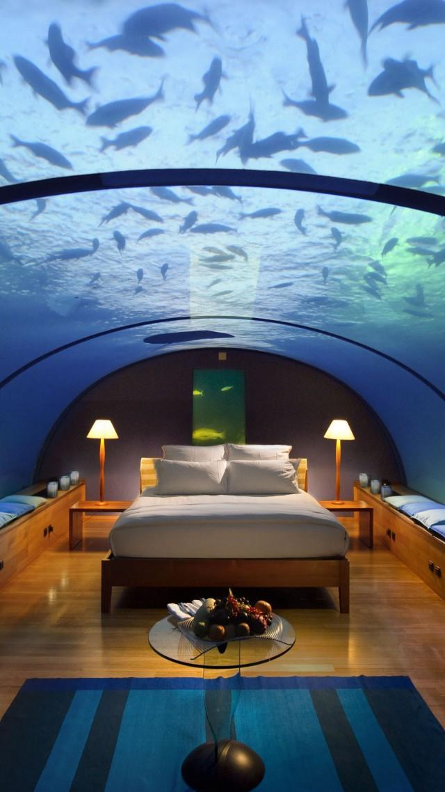 Wallpaper conrad maldives rangali island hotel best for Ideal hotel design booking